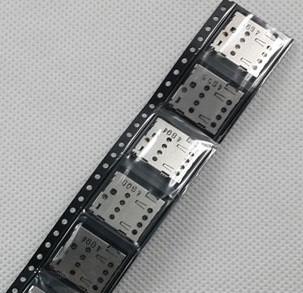 conector original sim card chip asus zenfone 5 a501cg a500c