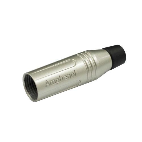 conector p10 macho estéreo linha - acpsgn amphenol