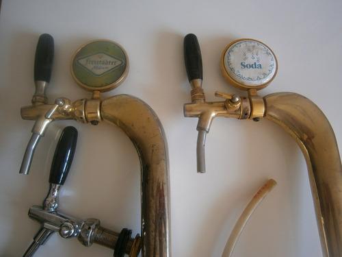conector para barril de cerveza tipo a isembeck y warsteiner