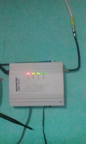 conector para modem axesstel, wifi, tnc a coaxial