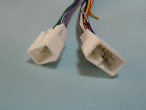 conector para radio de auto pioneer 16 pin conectores iso