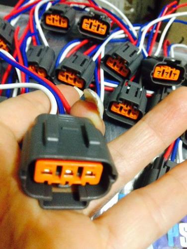conector para sensor pos cigüeñal de nissan b16 3pines