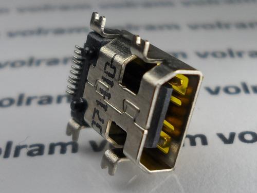 conector para tablet mini usb