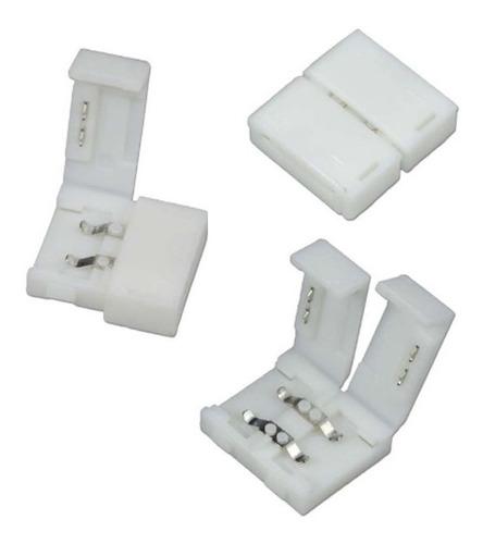 conector para unir tiras de led 5050 3528 facil instalacion