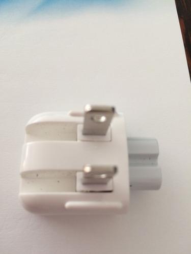 conector. plug  para mac