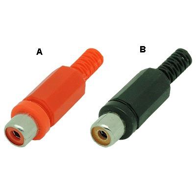 conector plug rca