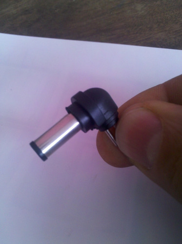 conector ponta plug fonte carregador universal pino sony