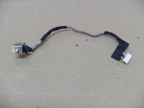 conector power jack hp dv4