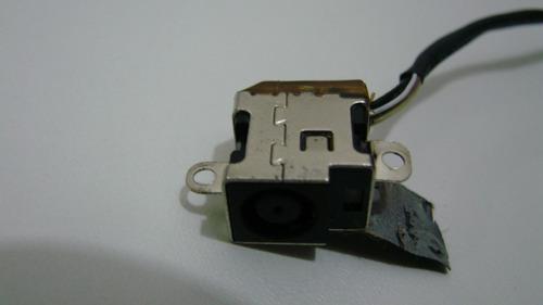 conector power jack hp pavilion dv7 - 6000 - séries