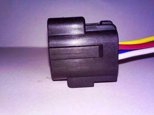 conector presostatica y sensor de oxigeno fiat de 4 cables