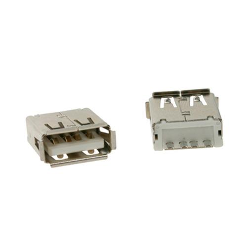 conector puerto usb hembra 2.0 tipo a para soldar