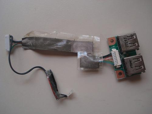 conector puertos usb para dv2000 v3000