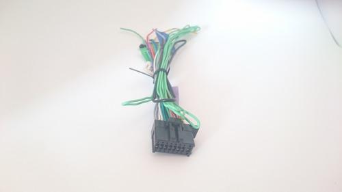 conector radio de auto pioneer 16 pines envio gratis