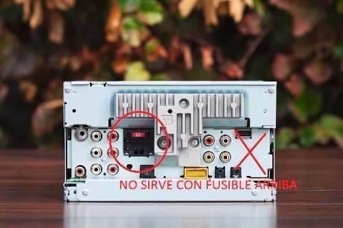 conector radio pioneer avh 270bt nuevo original envio gratis