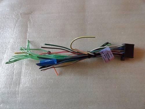 conector radio pioneer avh x8850bt nuevo original envio gra