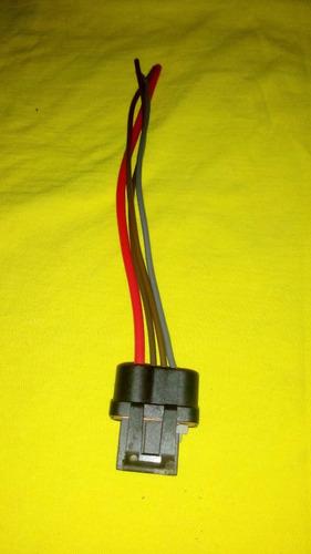 conector regulador de alternador chevrolet full inyeccio