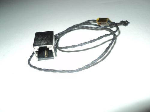 conector rj45 notebook compaq presario v3000