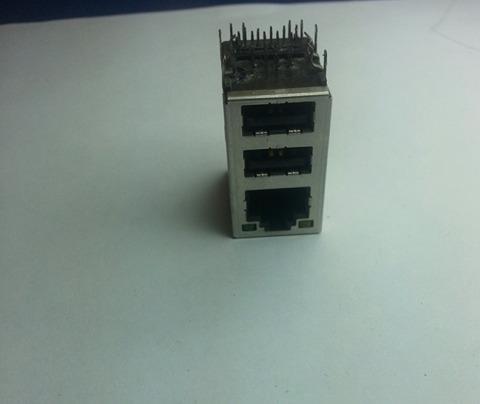 conector rj45 usb