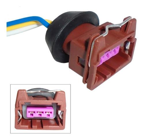 conector sensor cigueñal aveo dohc 1.5/1.6/1.8