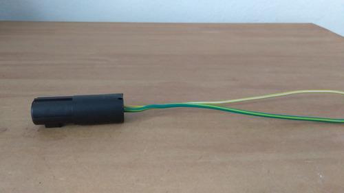 conector sensor cigueñal avioncito renault 1.6 16v