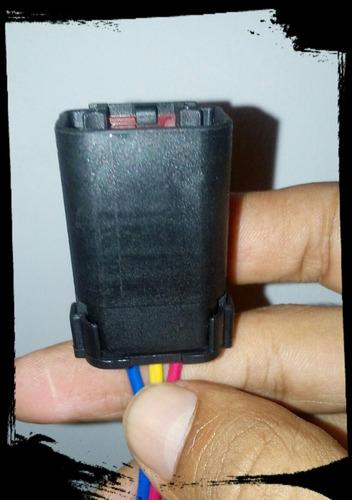 conector sensor cigüeñal neon