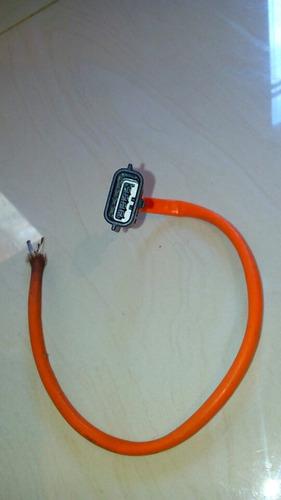 conector  sensor de oxigeno renault logan 4 pines original