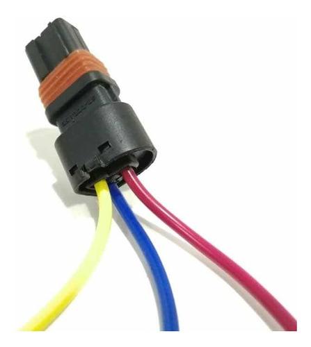 conector sensor temperatura palio / clio / twingo md1116c