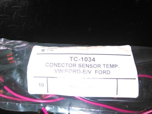 conector sensor temperatura vw/ford