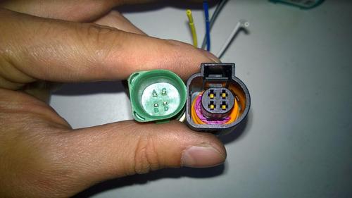 conector (socket) para trompo (interruptor) de temperatura