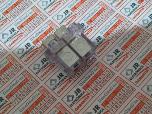 conector steel duas vias cristal soundigital
