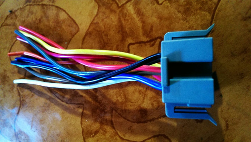 conector switchera luz hs-186 ford bronco, f150, f350