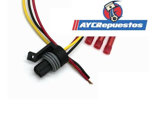 conector válvula presión de aceite 12616646