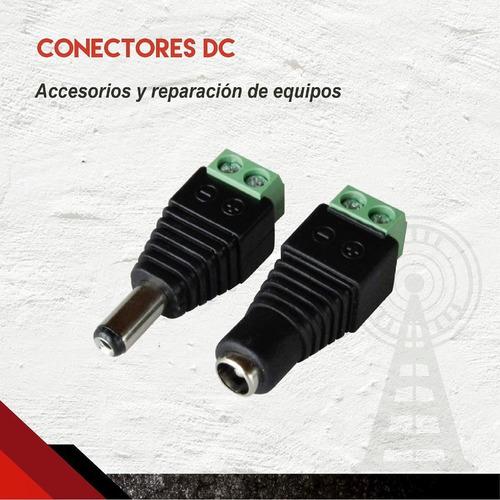 conectores, accesorios, reparación de equipos