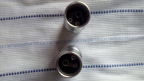conectores con regulacion de agua para turbinas y micromotor