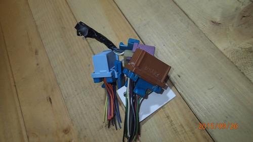 conectores de modulo bcm chevrolet sunfire 2001