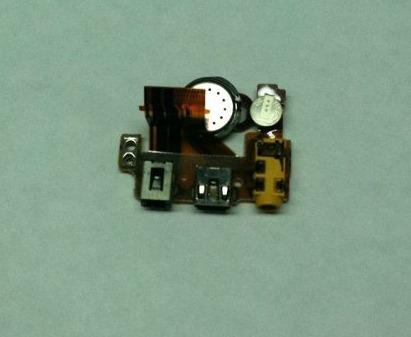 conectores de salida sony p93