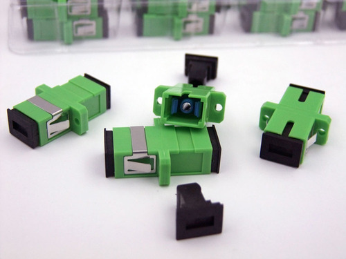 conectores fibra optica