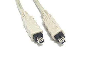 conectores micro, inc. 15 pies firewire ieee 1394 de 4 pin