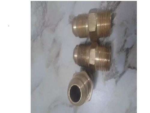 conectores npt 1/2pulgada con salida tipo flex d 1/2pulgada
