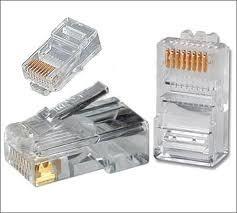 conectores rj45 nuevos