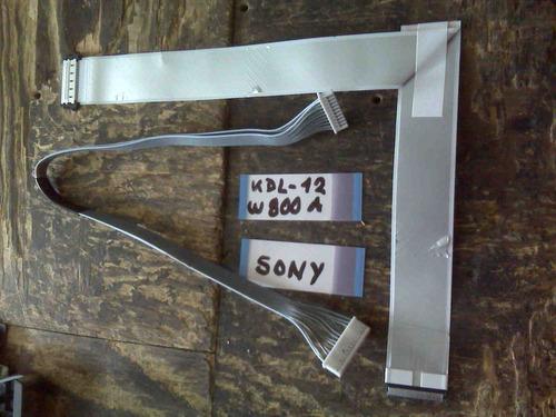 conectores y flex sony bravia kdl-42w800a