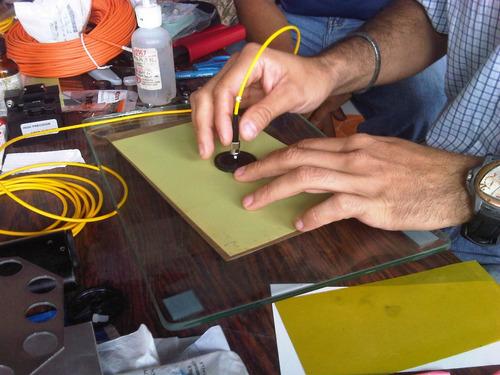 conectorizaciones, certificacion, fibra optica