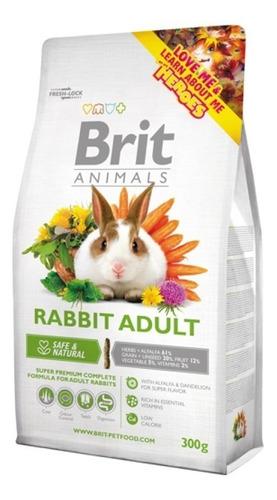 conejina brit para conejo adulto 1.5kg