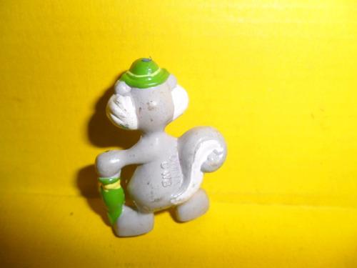conejo coneja gata gatita cartera juguete muñeco miniatura