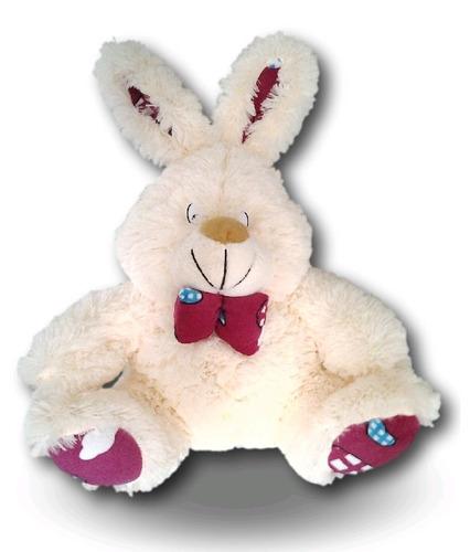 conejo de peluche de 35 cms