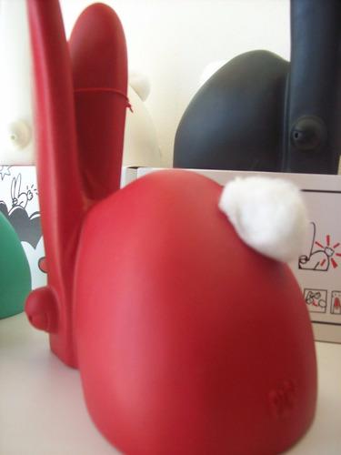 conejo pablo algodonero, dispenser de algodon *tiendadenda*