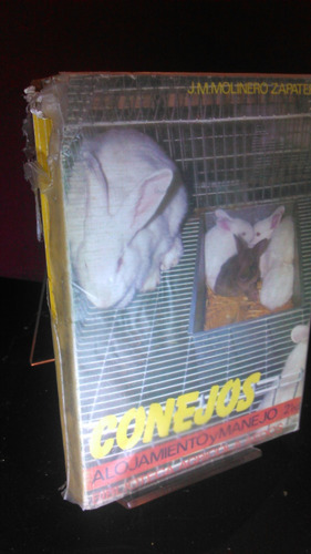 conejos alojamiento y manejo molinero zapatero z00