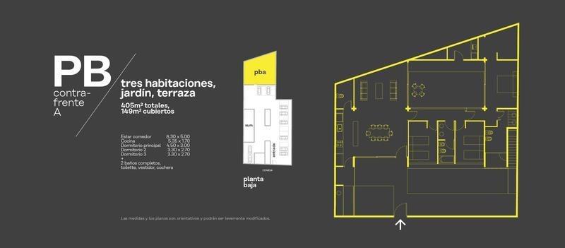 conesa 3029 - casas urbanas - ph 2 amb