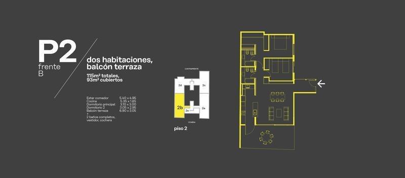 conesa 3029 - casas urbanas - ph 3 amb c/balcon y terraza propia