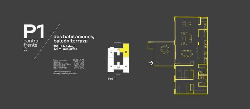 conesa 3029 - casas urbanas - ph 4 amb c/balcon terraza y parrilla